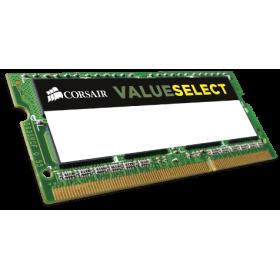 CORSAIR RAM SODIMM 4GB CMSO4GX3M1C1600C11, DDR3L, 1600MHz, LTW.