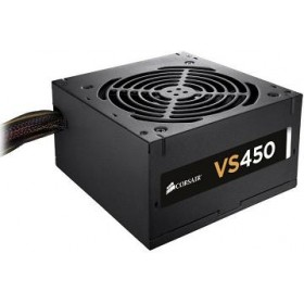 CORSAIR PSU 450W CMPSU-VS450EU CP-9020096-EU, BUILDER SERIES VS,