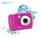 AQUAPIX WATERPROOF CAMERA W2024-W SPLASH PINK 4260041686182