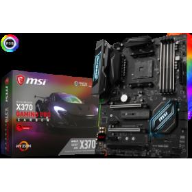 MSI MB X370 GAMING PRO CARBON, SOCKET AMD AM4, CS AMD X370, 4 DIMM SOCKETS DDR4, DVI-D/HDMI, LAN INTEL GAMING i211AT GIGABIT, ATX, GAMING, 3YW.