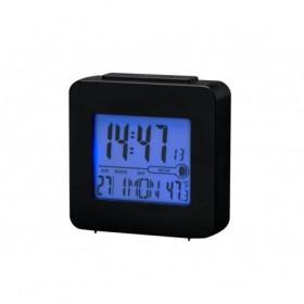 Ψηφιακό ξυπνητήρι radiocontrolled DENVER REC 34 BLACK
