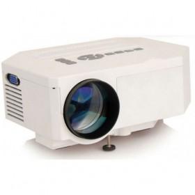 Φορητός Προβολέας UC30 - Mini Led Projector - HDMI - VGA - USB - AV - SD - 640x480 -  600 Lumens
