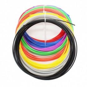 3D Pen Filament ABS διαμέτρου 1.75mm, 8 χρώματα - μήκους 80m για 3D Pen