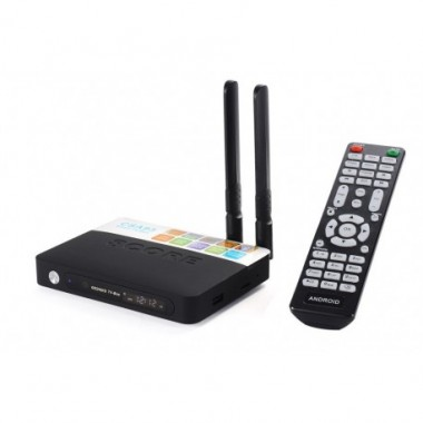 Android TV BOX CSA93 - 3GB RAM - ANDROID 6.0 -  32GB HDD/ROM - S912 OctaCore - BT4.0 - KODI