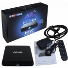 Android TV BOX - M8s QUAD CPU 2 GHZ HD 8GB - 2GB RAM  - 4K