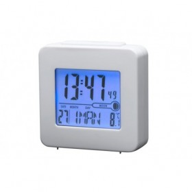 Digital radio alarm clock DENVER REC-34WHITE