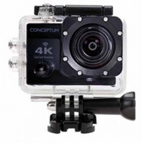 GoCam Extreme 4K UHD QH3+ WIFI - CONCEPTUM ACTION CAMERA