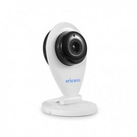 Sricam SP009 Camera - Μίνι IP Camera / Ενδοεπικοινωνία - 720p - WIFI - microSD