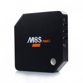 M8S Plus II - 3G+32G Android Tv Box
