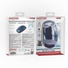 Promate Clix-3 Εργονομικό Ασύρματο Οπτικό Ποντίκι Ακριβείας - Μπλε