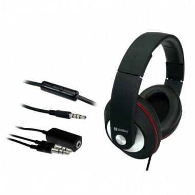 Sandberg Playn Go Headset Black