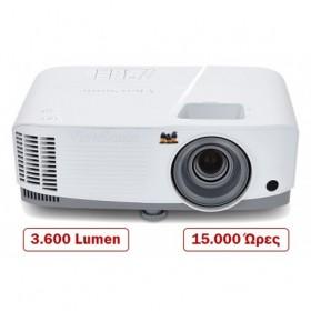 Viewsonic PA503S  - 3800 lumen - 2 ΧΡΟΝΙΑ ΕΓΓΥΗΣΗ ΛΑΜΠΑΣ ΑΝΤΙΠΡΟΣΩΠΕΙΑΣ