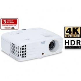 Viewsonic PX727 - 4K Ultra HD, HDR projector 2 ΧΡΟΝΙΑ ΕΓΓΥΗΣΗ ΛΑΜΠΑΣ ΕΛΛΗΝΙΚΗΣ ΑΝΤΙΠΡΟΣΩΠΕΙΑΣ