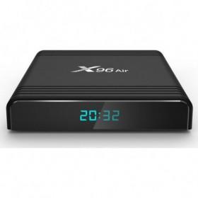 X96 Air Amlogic S905x3 8K Video Decode Android 9.0 TV Box 4GB BT4 DDR3 32GB eMMC 2.4G+5.8G WiFi LAN USB 3.0