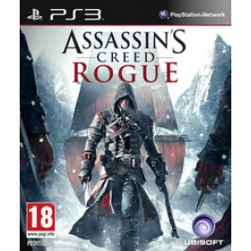 PS3 ASSASSINS CREED ROGUE (EU) (ESSENTIALS )