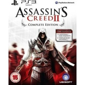 PS3 ASSASSINS CREED II - GAME OF THE YEAR EDITION (EU) (ESSENTIALS )