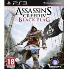 PS3 ASSASSINS CREED IV : BLACK FLAG (EU) (ESSENTIALS )