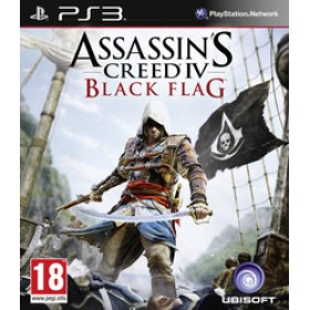 PS3 ASSASSINS CREED IV : BLACK FLAG (EU) (ESSENTIALS )