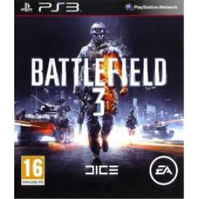 PS3 BATTLEFIELD 3 (EU)