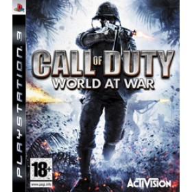 PS3 CALL OF DUTY : WORLD AT WAR (EU)