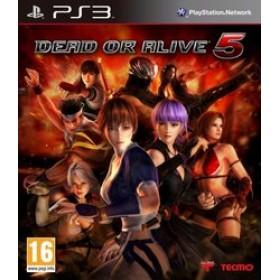 PS3 DEAD OR ALIVE 5 (EU)