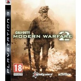 PS3 CALL OF DUTY : MODERN WARFARE 2 (EU)