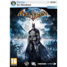 PC BATMAN : ARKHAM ASYLUM - GAME OF THE YEAR (EU)
