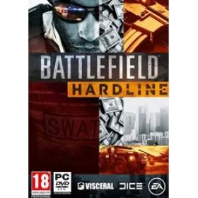 PC BATTLEFIELD HARDLINE (EU)
