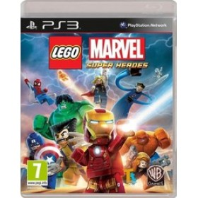 PS3 LEGO MARVEL SUPER HEROES (EU) (ESSENTIALS )