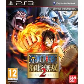 PS3 ONE PIECE: PIRATE WARRIORS 2 (EU)