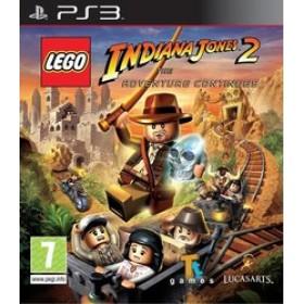 PS3 LEGO INDIANA JONES 2 : THE ADVENTURE CONTINUES (EU)