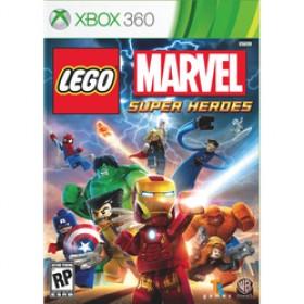 X360 LEGO MARVEL SUPER HEROES (EU)