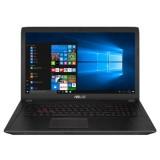 """ASUS FX753VE-GC155T - Laptop - Intel Core i7-7700HQ 2.8 GHz - 17.3"""" FHD LED - Windows 10 64 bit"""