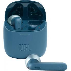 JBL Tune 225TWS Earbud Bluetooth Handsfree Μπλε