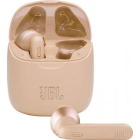 JBL Tune 225TWS Earbud Bluetooth Handsfree Χρυσό