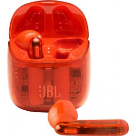 JBL Tune 225TWS Earbud Bluetooth Handsfree Πορτοκαλί