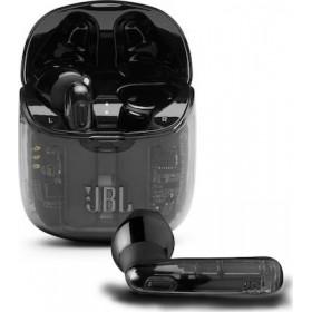 JBL Tune 225TWS Earbud Bluetooth Handsfree Μαύρο (ghost)