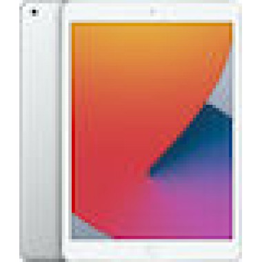 Tablet Apple iPad 10.2 (2020) 128GB WiFi (MYLE2RK/A) - Silver