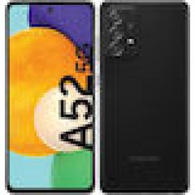 Samsung Galaxy A52 5G A526 Dual Sim 6GB RAM 128GB - Black