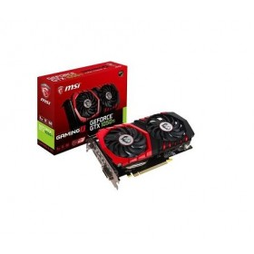 MSI VGA PCI-E NVIDIA GF GTX 1050 GAMING X 2G, 2GB/128BIT, GDDR5, DL DVI-D/HDMI/DISPLAY PORT, 2 SLOT FANSINK, 3YW.