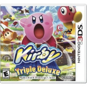 3DS Kirby Triple Deluxe (EU) (SELECTS )