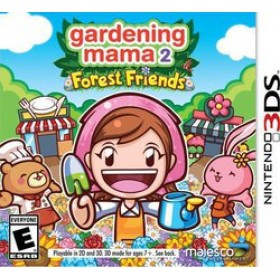 3DS GARDENING MAMA 2 : FOREST FRIENDS (EU)