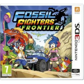 3DS FOSSIL FIGHTERS : FRONTIER (EU)