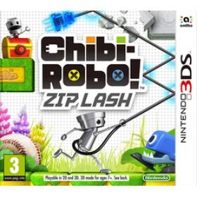 3DS CHIBI-ROBO! ZIP LASH (EU)