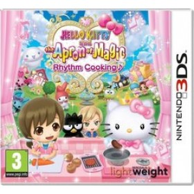 3DS HELLO KITTY AND THE APRON OF MAGIC RHYTHM COOKING (EU)