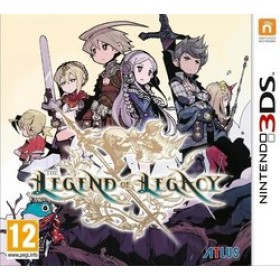 3DS THE LEGEND OF LEGACY (EU)