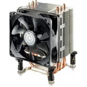 COOLER MASTER CPU COOLER HYPER TX3i (RR-TX3E-22PK-B1), INTEL LGA 1156/1155/1151/1150/775, 2YW.