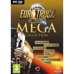 PC EUROTRUCK SIMULATOR MEGA COLLECTION (EN BG RO HR)