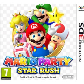 3DS MARIO PARTY: STAR RUSH (EU)