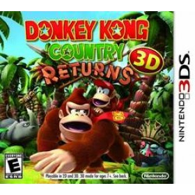 3DS DONKEY KONG COUNTRY RETURNS 3D (EU) (SELECTS )